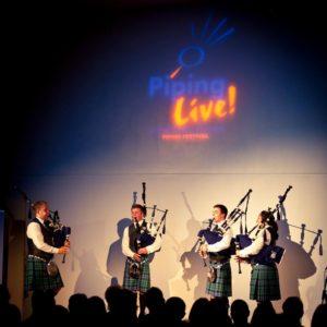 Inveraray International quartet winners 2014