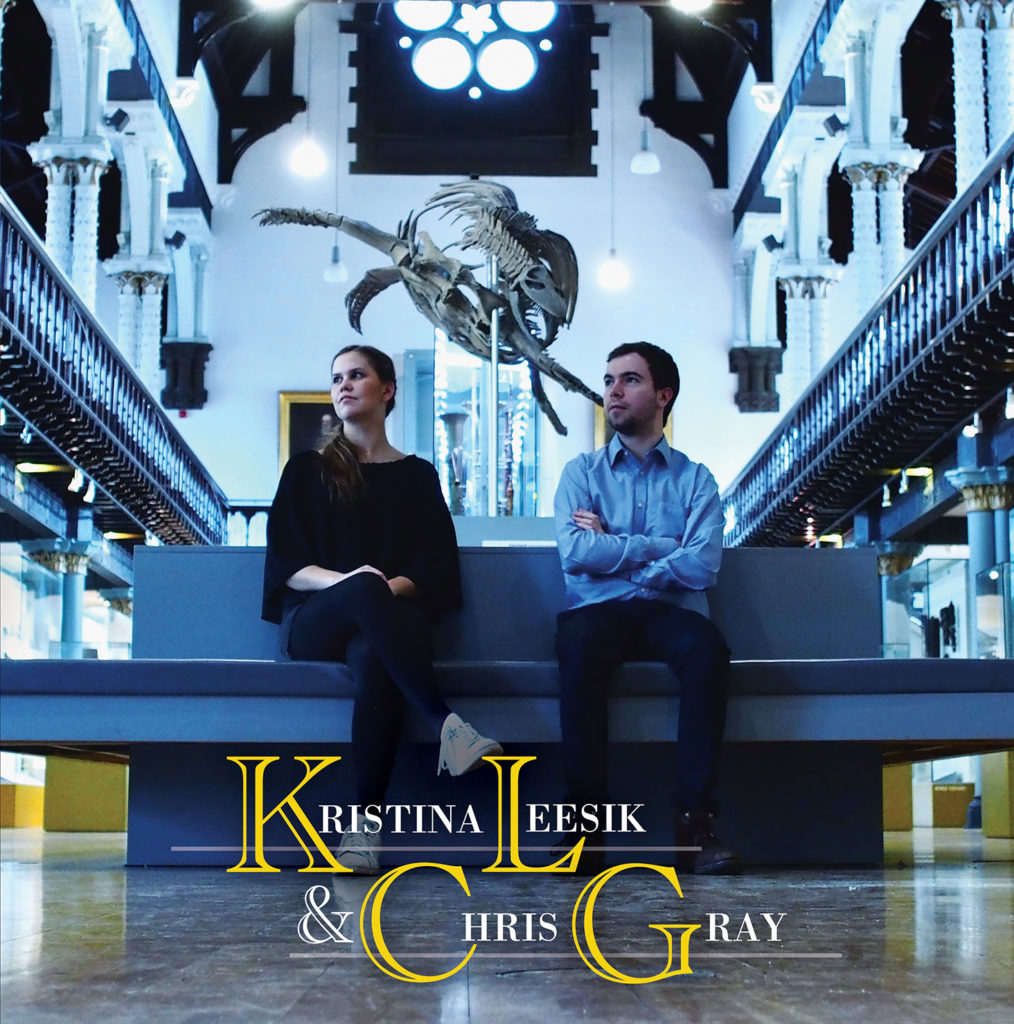 Kristina Leesik & Chris Gray EP